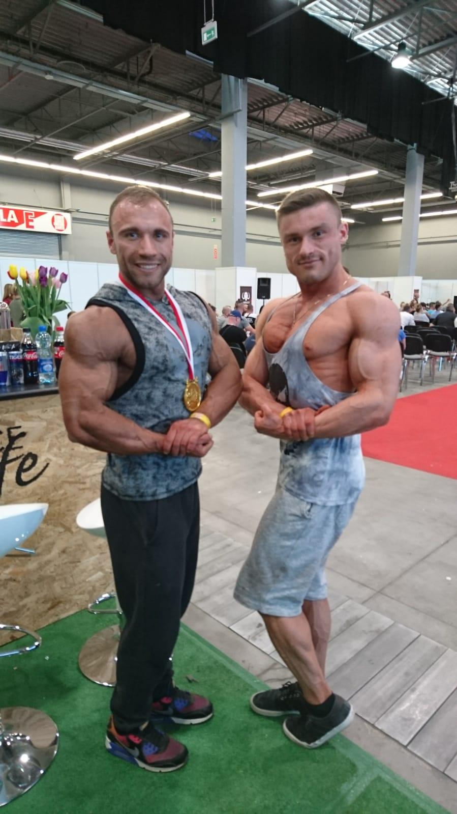 Trener Marcin Piechota