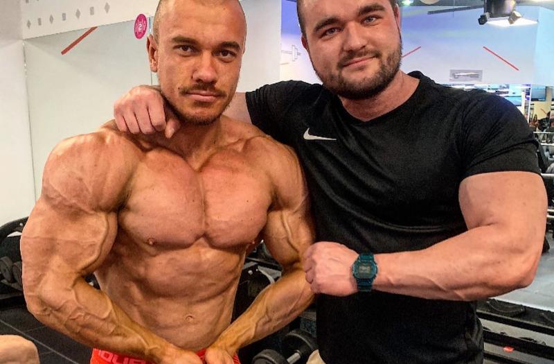 """Następny """"mistrz Lewandowski"""" ;) Rozmowa z Mistrzem Polski Juniorów IFBB."""